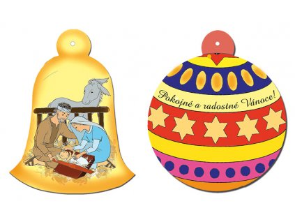 PX100 V†noün° ozdoby zvoneüek a koule